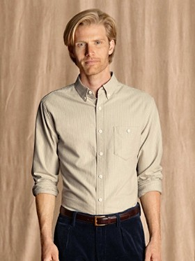 Lowell Oxford Shirt