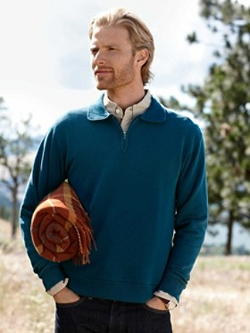 Alberta Half-zip Fleece