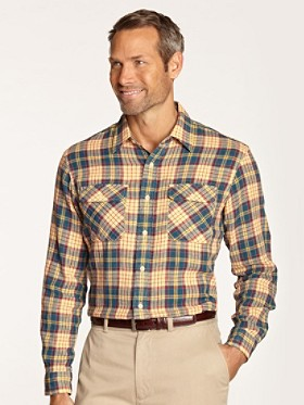 Long-sleeve Clark Shirt