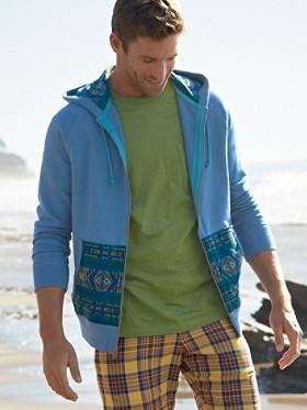 Fitted Huntington Sweatshirt