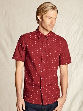 Short Sleeve Polk Shirt