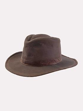 Oilskin Outback Hat