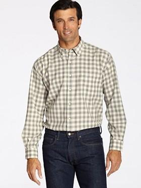 Fitted Sir Pendleton Wool Shirt