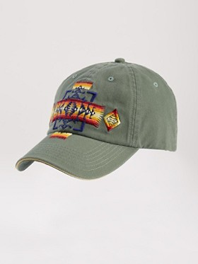Chief Joseph Embroidered Cap