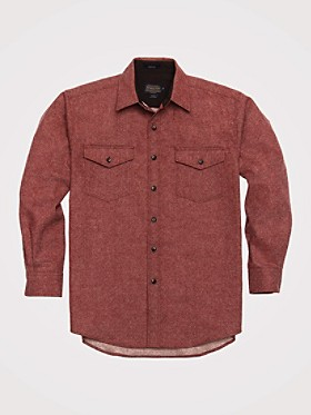 Pendleton Wooldenim Fitted Cascade Shirt