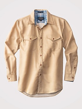 Carson Wooldenim Shirt