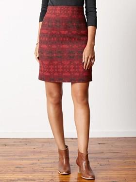 Vernonia High Waisted Skirt