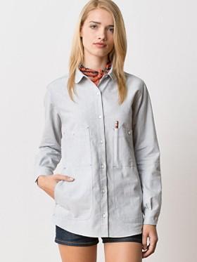 Tumalo Solid Camp Shirt