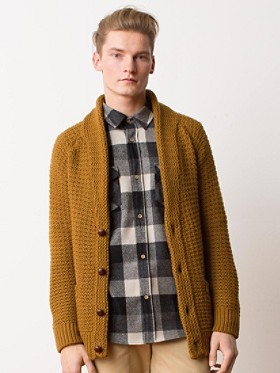 Coos Curry Cardigan