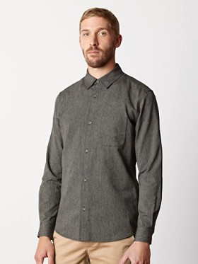Yachats Cotton Shirt