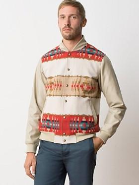Franklin Varsity Jacket