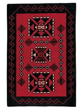 Red Star Rug And Runner