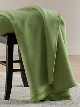Eco-wise Wool Solid Blanket
