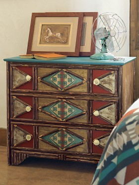 Hacienda Chest Of Drawers