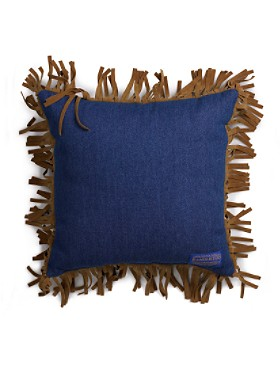Denim Toss Pillow