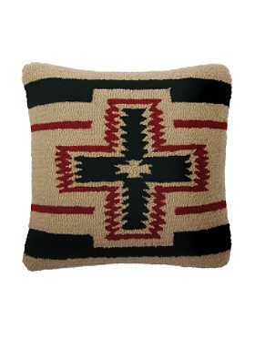 San Miguel Hooked Pillow