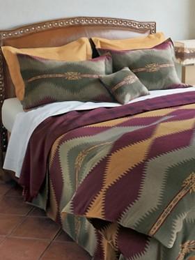 Sagebrush Bedspread