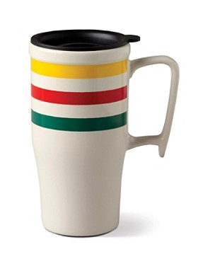 Glacier Park Travel Mug