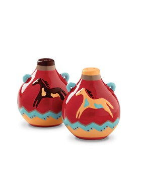 Ranch House Salt And Pepper Shaker Set