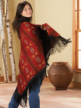 Moab Dance Shawl