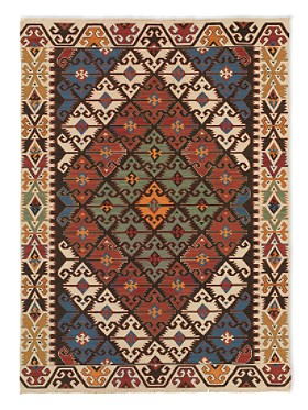 Hands On Hips Wool Rug