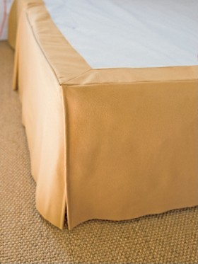 Eco-wise Wool Bedskirt