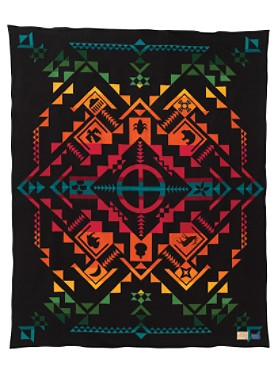 Shared Spirits Blanket