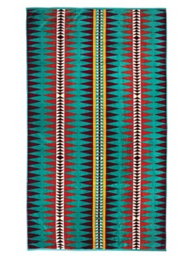 Turquoise Trail Spa Towel