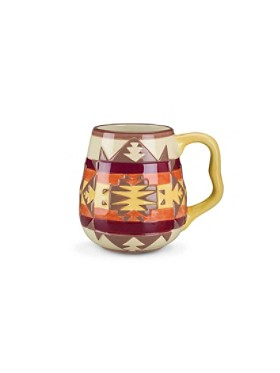 Chief Joseph Mug, Set Of 4