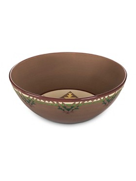Chief Joseph Serving Bowl