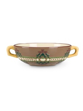 Chief Joseph Soup Bowl, Set Of 4
