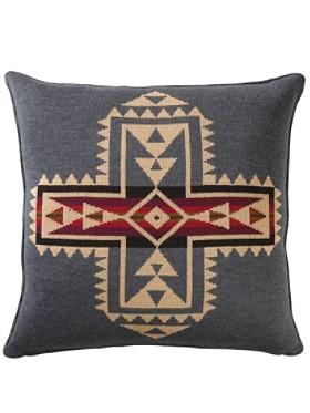 Crossroads Knit Pillow
