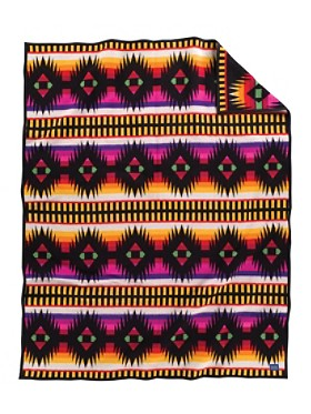 Fire On The Mountain Blanket