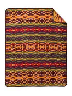 Sunrise Song Heritage Blanket