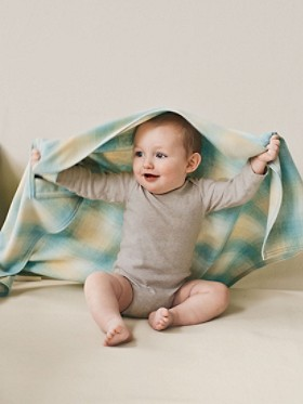 Pendleton Woolen Mills: WASHABLE MERINO CRIB BLANKET