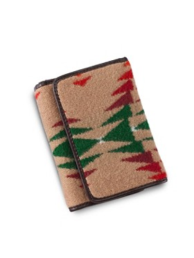 Small Jacquard Wallet
