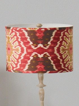 Ikat Lamp Shade