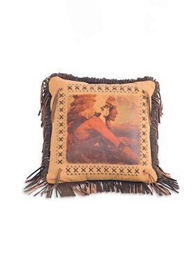 Buffalo Watch Pillow