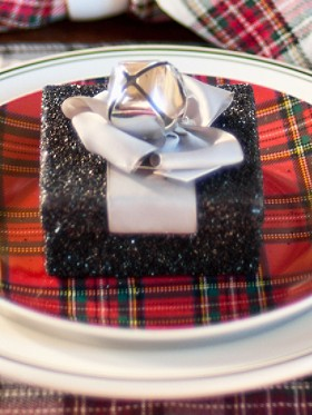 Glitter Bell Mini Gift Boxes