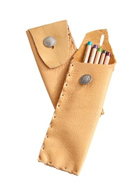 Handmade Penvelope Pencil Holder