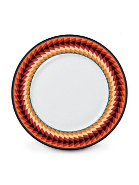 Suwanee Stripe Dinner Plate, Set Of 4