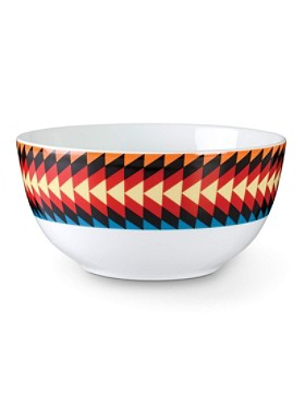 Suwanee Stripe Bowl, Set Of 4