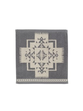 Chief Joseph Jacquard Washcloth