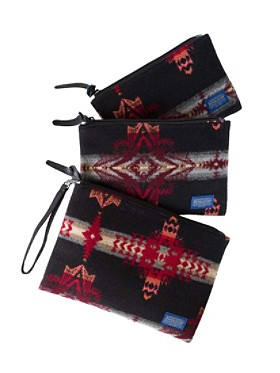 Set Of 3 Pouches