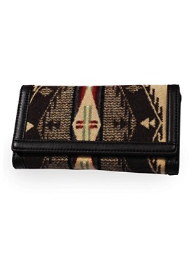 Spirit Of The Peoples Checkbook Wallet