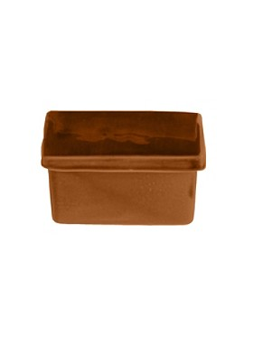 Earthenware Cotton Swab Box