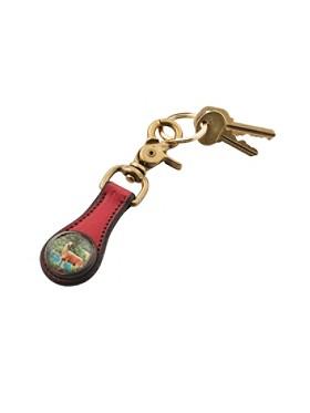 Rosette Key Fob