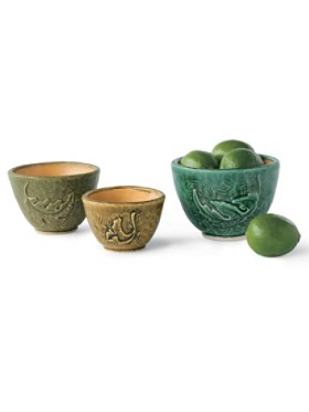 Limited Edition Nesting Bowls, Set Of 3