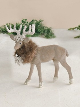 Dasher Stag Figure