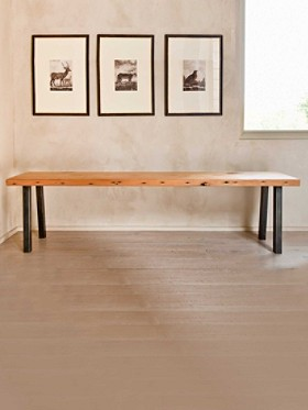 Fir Bow Bench
